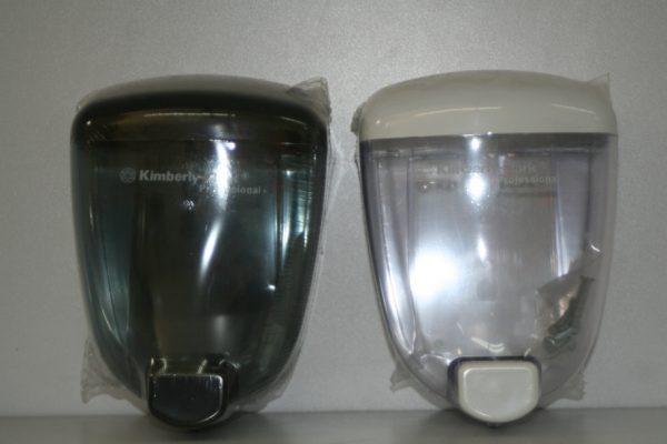 Dispensador despachador de Jabón liquido para manos Kimberly Clark.