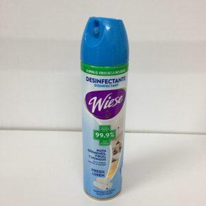 Desinfectante en aerosol Wiese